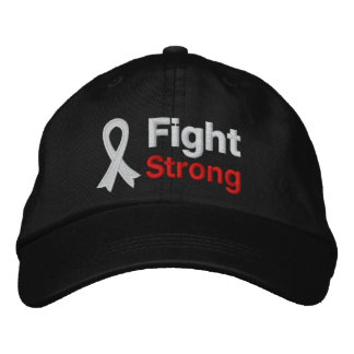 Breast Cancer Fight Strong Baseball Cap