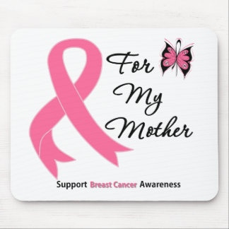 Breast Cancer For My Mother Mouse Mats