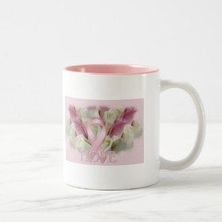 Breast Cancer Hope Mugs