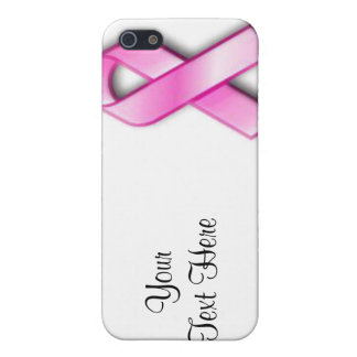 Breast Cancer i iPhone 5/5S Cover