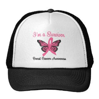 Breast Cancer I'm a Survivor Hat