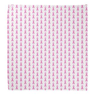 Breast Cancer Pink Ribbon Bandanna