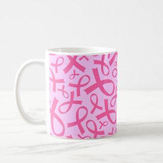 Breast Cancer Pink Ribbon Gift Mug
