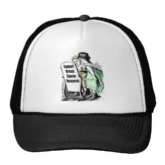 Breast Cancer Research Hat