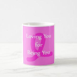 Breast Cancer Ribbon Awareness Coffee/Tea Mug