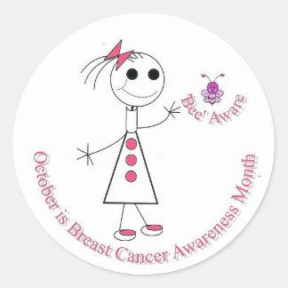 Breast Cancer - sticker 2