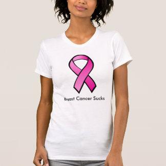 Breast Cancer Sucks T-shirt