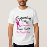 Breast Cancer Support (Daughter) Tees