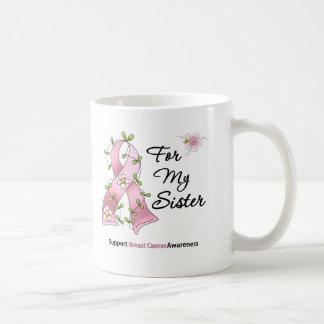 Breast Cancer Support Sister Mug
