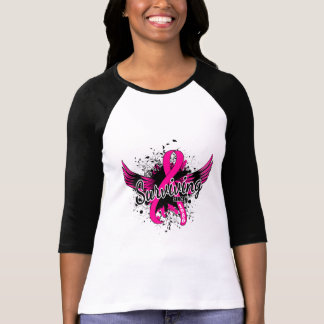 Breast Cancer Surviving Since 1986 Tee Shirts