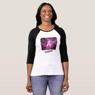 Breast Cancer Survivor Attitude Tshirt