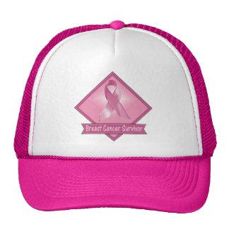 Breast Cancer Survivor Cap