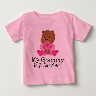 Breast Cancer Survivor Grammy Tee Shirt