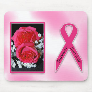 Breast Cancer Survivor Mouse Pad