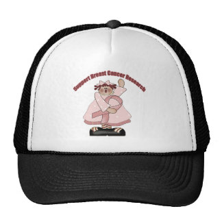 Breast Cancer T-shirts and Gifts For Her Cap