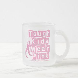 Breast Cancer Tough Kids Wear Pink Mug