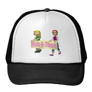 Breast Cancer Walk Hat