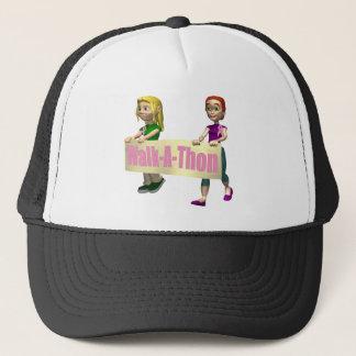 Breast Cancer Walk Trucker Hat