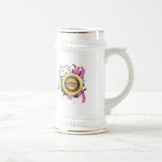 Breast Cancer Warrior 23 Coffee Mugs