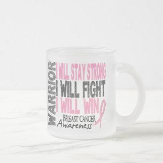 Breast Cancer Warrior Coffee Mug