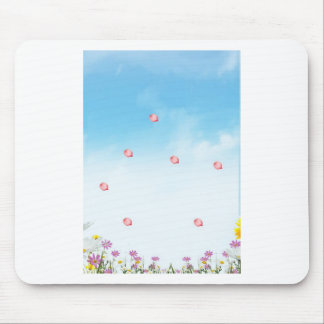 Breath of Spring Mouse Pad