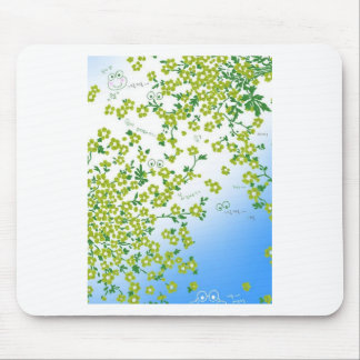 Breath of Spring Mousepads