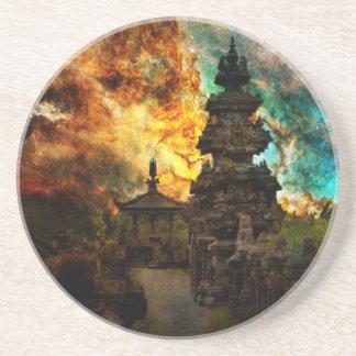 Breathe Again Bali Coaster