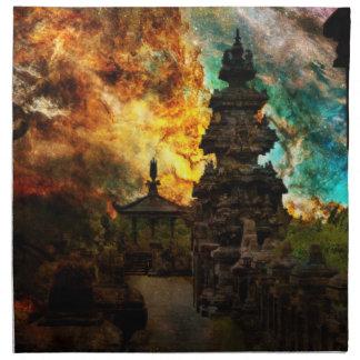 Breathe Again Bali Napkin