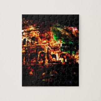 Breathe Again Dreams of Roman Patterns Past Jigsaw Puzzle