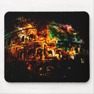 Breathe Again Dreams of Roman Patterns Past Mouse Pad