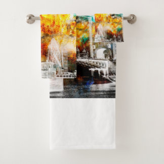 Breathe Again London Dreams Bath Towel Set