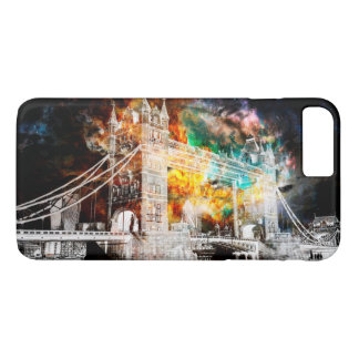 Breathe Again London Dreams iPhone 8 Plus/7 Plus Case