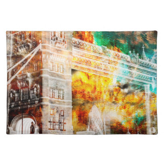 Breathe Again London Dreams Placemat