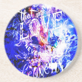 Breathe Again Yule Dreams of the Ones that Love Us Coaster