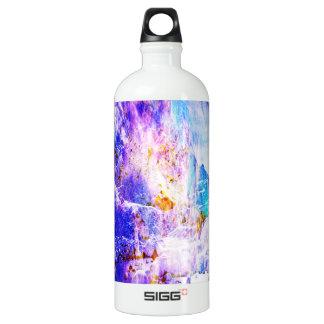 Breathe Again Yule Night Dreams Water Bottle