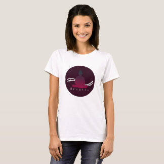 """Breathe"" Beautiful Buddha. T-Shirt"