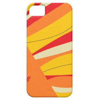 breathe deeply barely there iPhone 5 case