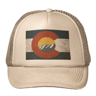 Breathe Easy, Colorado Hat