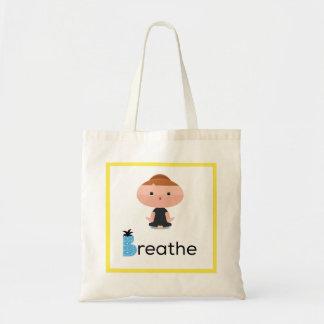Breathe in Yoga Tote
