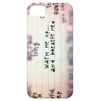 Breathe me Sia Phone case Barely There iPhone 5 Case