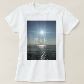 Breathe Sunset Shirt