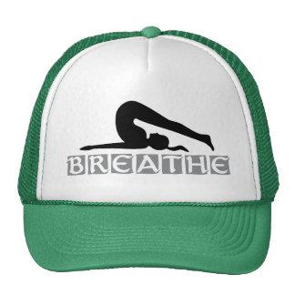 BREATHE Yoga Hats