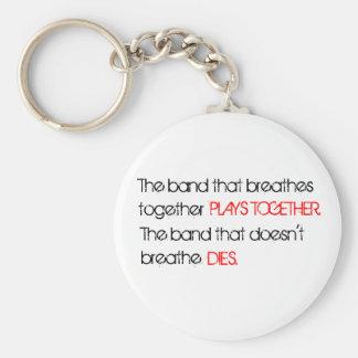 BREATHING BANDS KEY RING