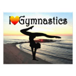 BREATHTAKING GYMNASTICS DESIGN PHOTO