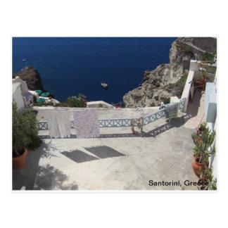 Breathtaking views postcard