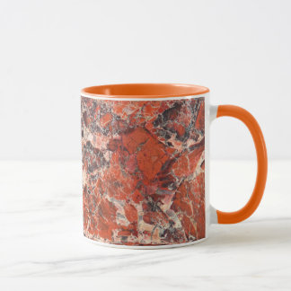 Brecciated Jasper Stone Pattern Mug