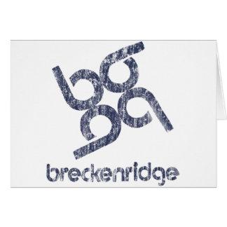 Breckenridge Card