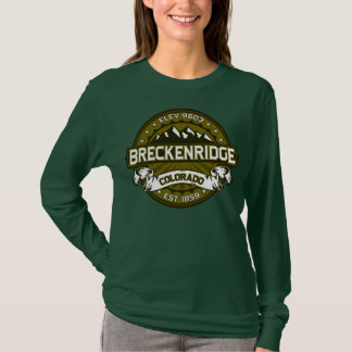 Breckenridge City Circle T-Shirt