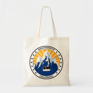 Breckenridge Colorado Tote Bag