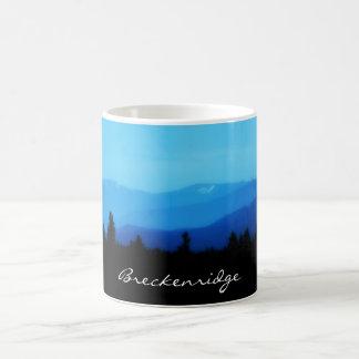 Breckenridge Ten Mile Range Coffee Mug